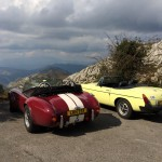 Cobra and MG at the top